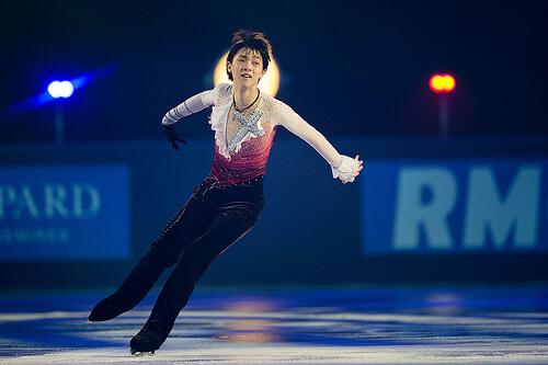 この画像は、サイトの記事「フィギュアスケート 羽生結弦 おすすめ YouTube視聴無料動画 まとめてご紹介!」のイメージ写真画像として利用しています。