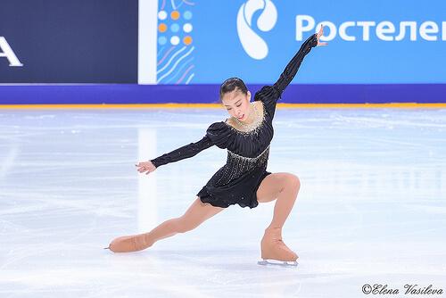 この画像は、サイトの記事「フィギュアスケート 松田悠良 ネットやTVで話題 YouTube注目無料視聴動画ご紹介!」のイメージ写真画像として利用しています。