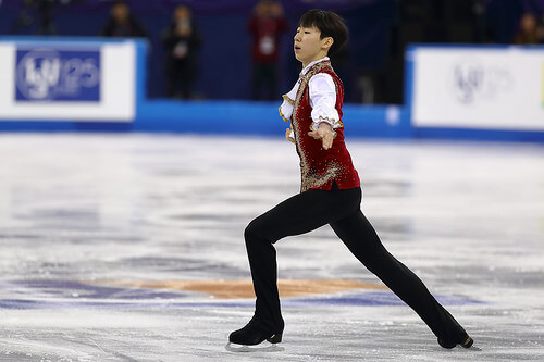 2019年四大陸フィギュアスケート選手権