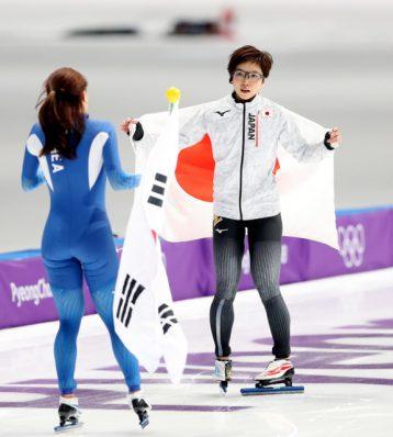 この画像は、サイトの記事「小平奈緒 オリンピック ネットで話題 YouTube注目無料視聴動画ご紹介!」のイメージ写真画像として利用しています。
